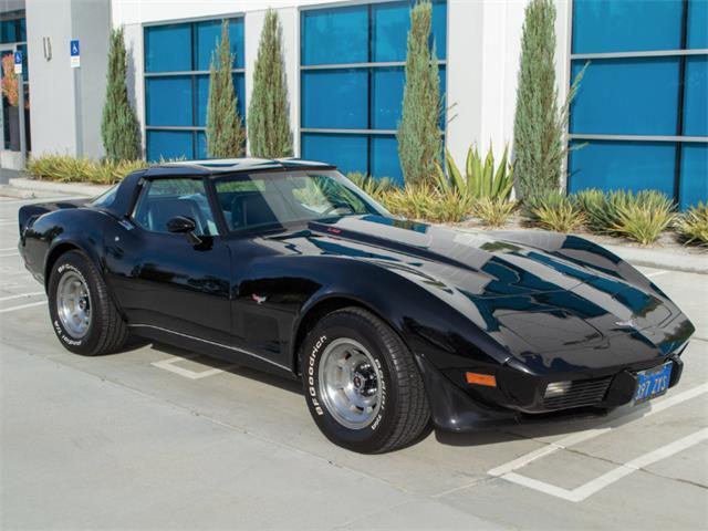 1979 Chevrolet Corvette (CC-1322259) for sale in Anaheim, California
