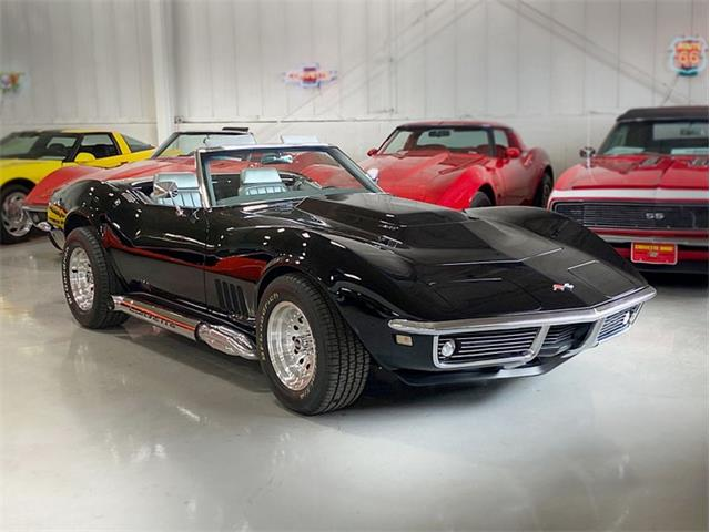 1968 Chevrolet Corvette (CC-1322262) for sale in Burr Ridge, Illinois