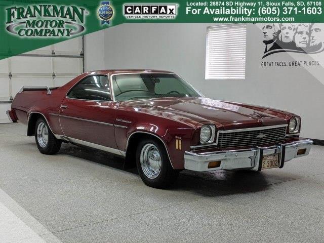1973 Chevrolet El Camino (CC-1322266) for sale in Sioux Falls, South Dakota