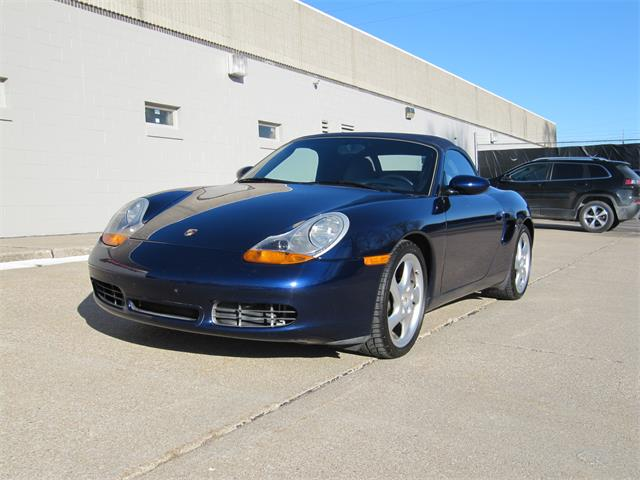 2001 Porsche Boxster (CC-1322280) for sale in Omaha, Nebraska