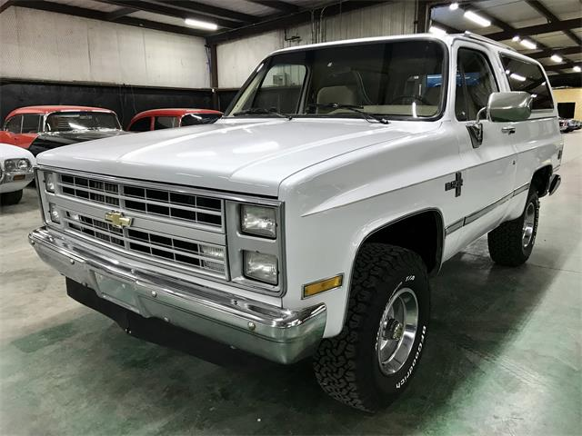 1985 Chevrolet Blazer (CC-1322286) for sale in Sherman, Texas