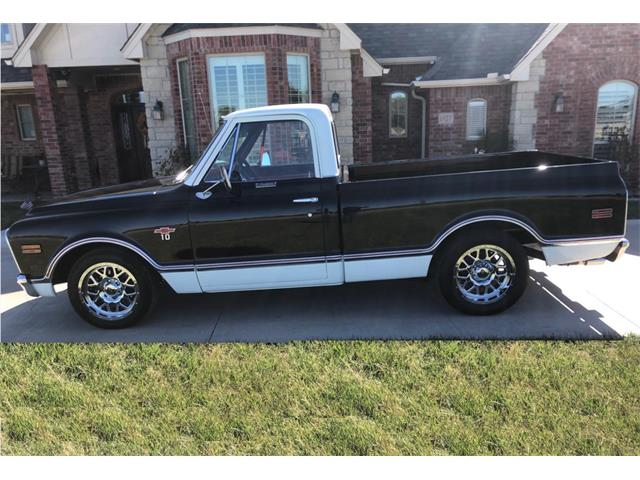 1968 Chevrolet C10 (CC-1322291) for sale in Enid, Oklahoma