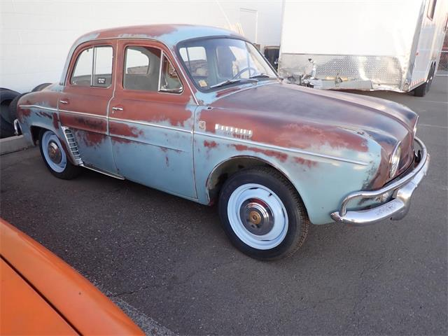 1963 Renault Dauphine (CC-1322301) for sale in Phoenix, Arizona