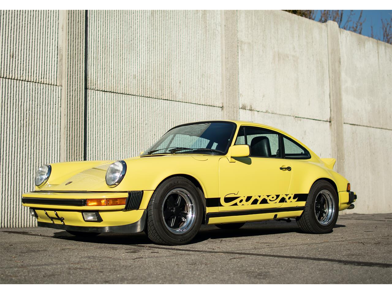 1975 Porsche 911S (CC-1322305) for sale in Boise, Idaho