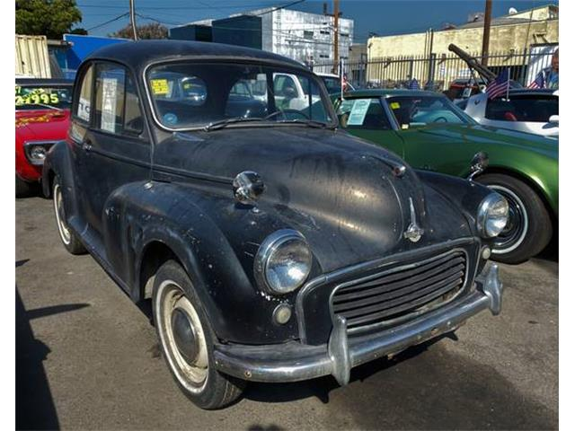 1959 Morris Minor (CC-1322307) for sale in Los Angeles, California