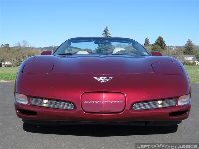 2003 Chevrolet Corvette (CC-1322319) for sale in Sonoma, California