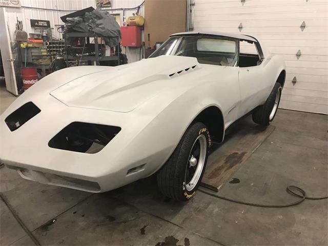 1974 Chevrolet Corvette (CC-1320232) for sale in Utica, Ohio