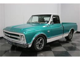 1967 Chevrolet C10 (CC-1322332) for sale in Ft Worth, Texas