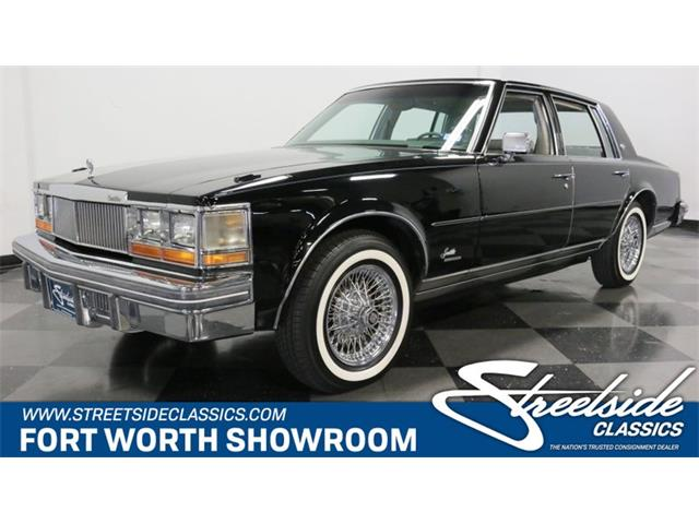 1979 Cadillac Seville (CC-1322334) for sale in Ft Worth, Texas