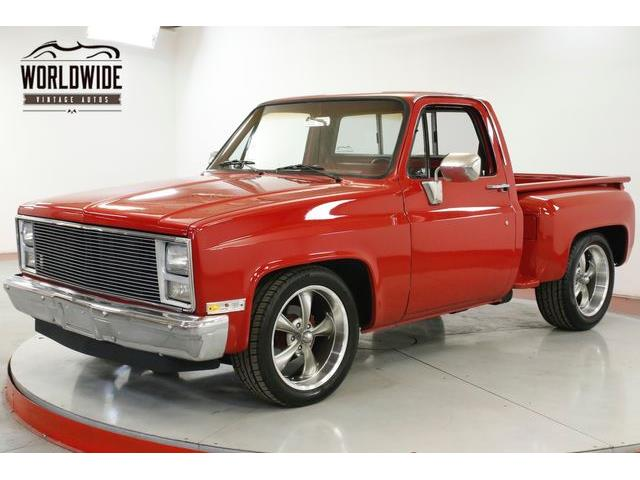 1984 Chevrolet C10 (CC-1322343) for sale in Denver , Colorado