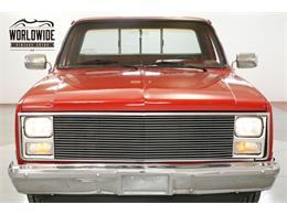 1984 Chevrolet C10 (CC-1322343) for sale in Denver , Colorado