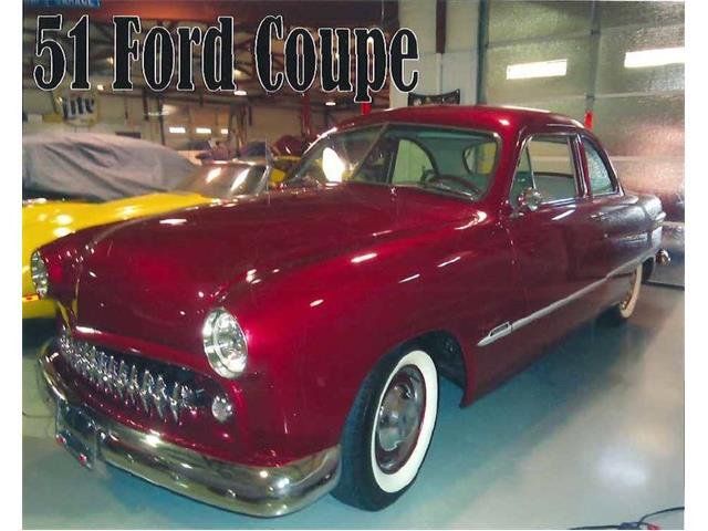 1951 Ford Custom (CC-1322354) for sale in Greensboro, North Carolina
