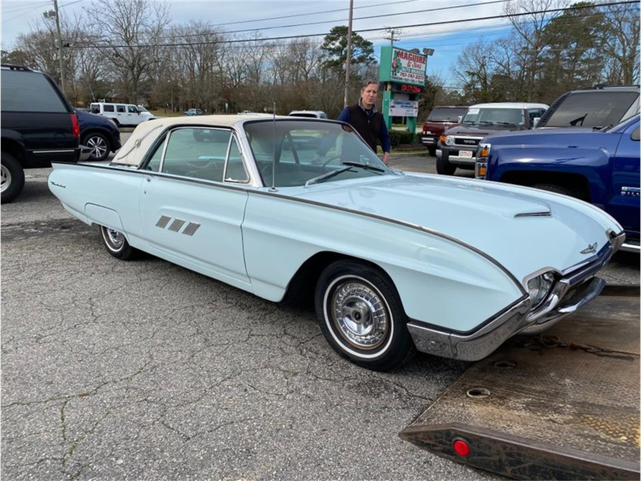 1963 Ford Thunderbird (CC-1322358) for sale in Greensboro, North Carolina