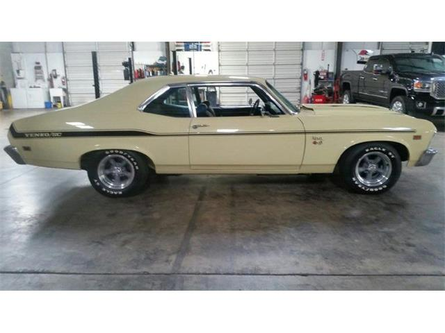1969 Chevrolet Nova (CC-1322363) for sale in Greensboro, North Carolina