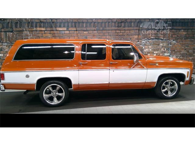 1975 Chevrolet Suburban (CC-1322365) for sale in Greensboro, North Carolina