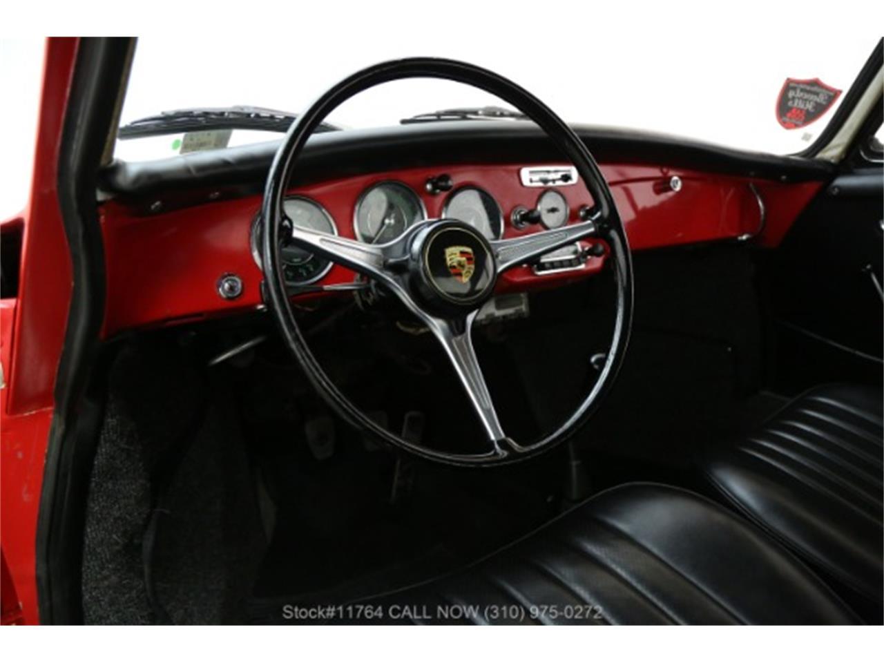1963 Porsche Speedster (CC-1322369) for sale in Beverly Hills, California