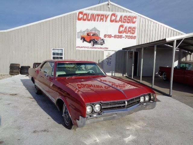 1966 Oldsmobile Starfire (CC-1322374) for sale in Staunton, Illinois