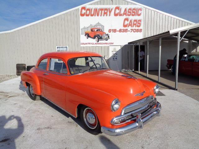 1951 Chevrolet Fleetline (CC-1322381) for sale in Staunton, Illinois