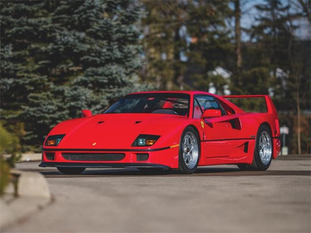 1992 Ferrari F40 (CC-1322386) for sale in Amelia Island, Florida