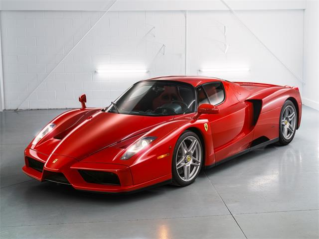 2003 Ferrari Enzo (CC-1322388) for sale in Amelia Island, Florida