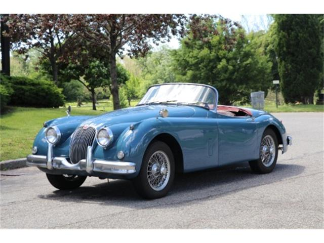 1959 Jaguar XK150 (CC-1320239) for sale in Astoria, New York