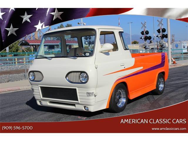 1961 Ford Econoline (CC-1322403) for sale in La Verne, California