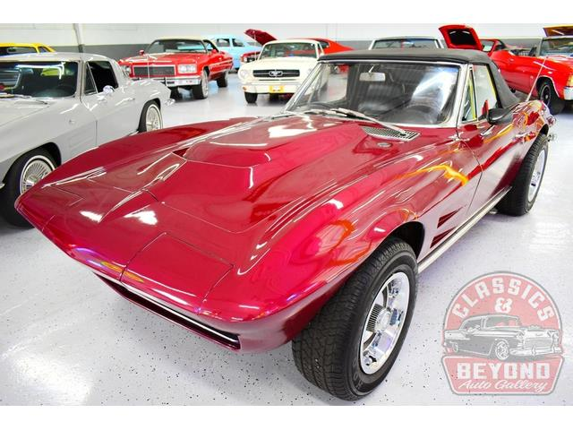 1963 Chevrolet Corvette (CC-1322417) for sale in Wayne, Michigan