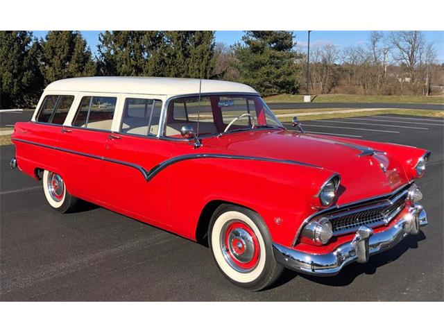 1955 Ford Station Wagon (CC-1322422) for sale in West Chester, Pennsylvania