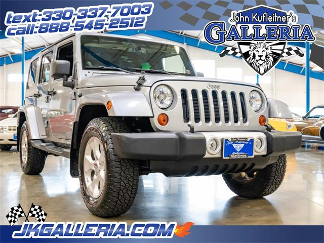 2013 Jeep Wrangler (CC-1322424) for sale in Salem, Ohio