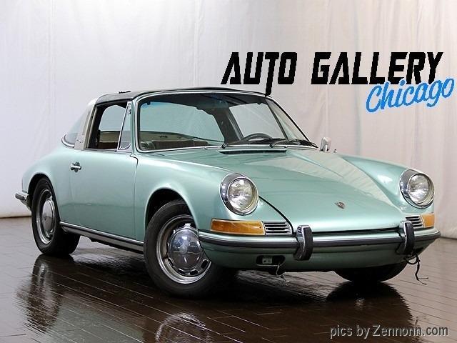 1971 Porsche 911 (CC-1322426) for sale in Addison, Illinois