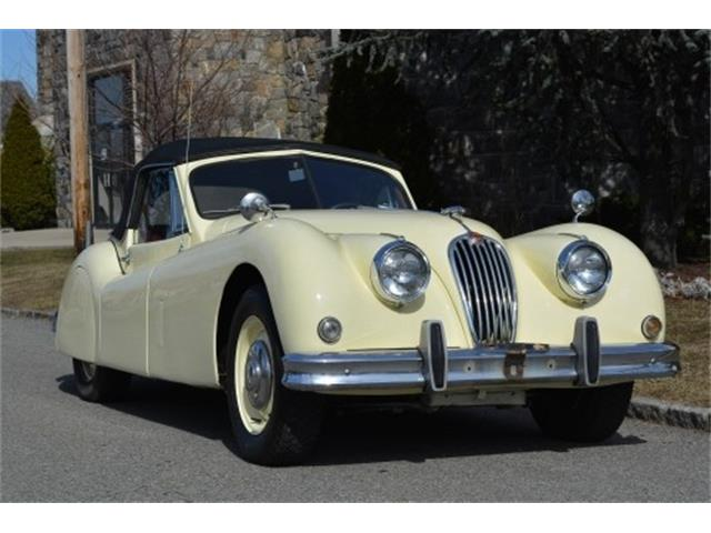 1957 Jaguar XK140 (CC-1320243) for sale in Astoria, New York
