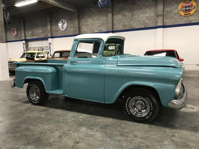 1958 Chevrolet Apache (CC-1322433) for sale in Jackson, Mississippi