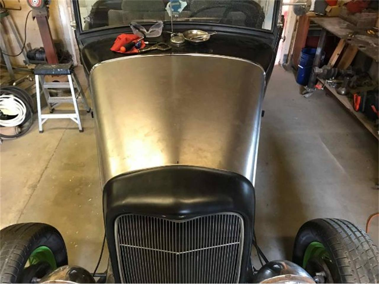 1931 Ford Roadster (CC-1322435) for sale in Cadillac, Michigan