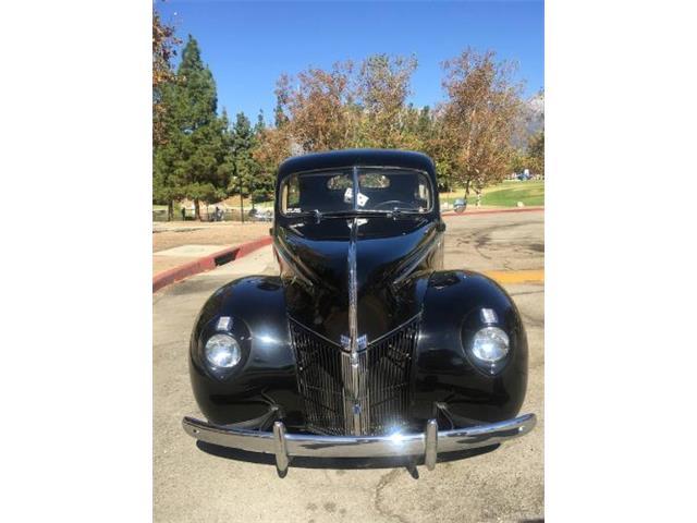 1940 Ford Sedan (CC-1322437) for sale in Cadillac, Michigan