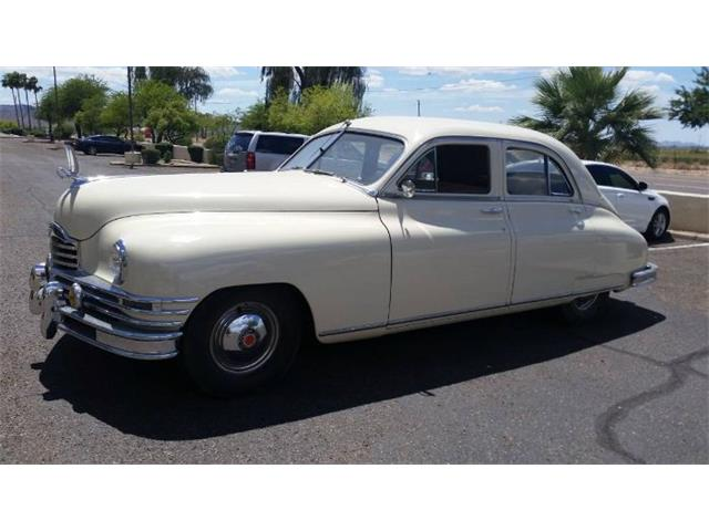 1948 Packard Super Eight (CC-1322443) for sale in Cadillac, Michigan