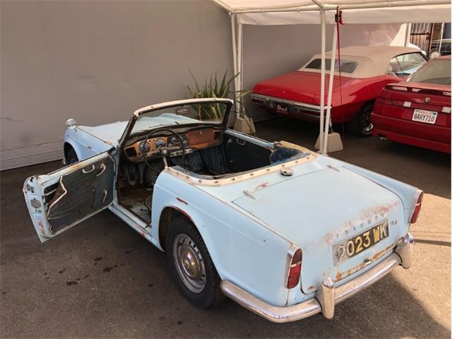 1962 Triumph TR4 (CC-1322451) for sale in Los Angeles, California