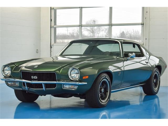 1970 Chevrolet Camaro SS (CC-1322452) for sale in Springfield, Ohio