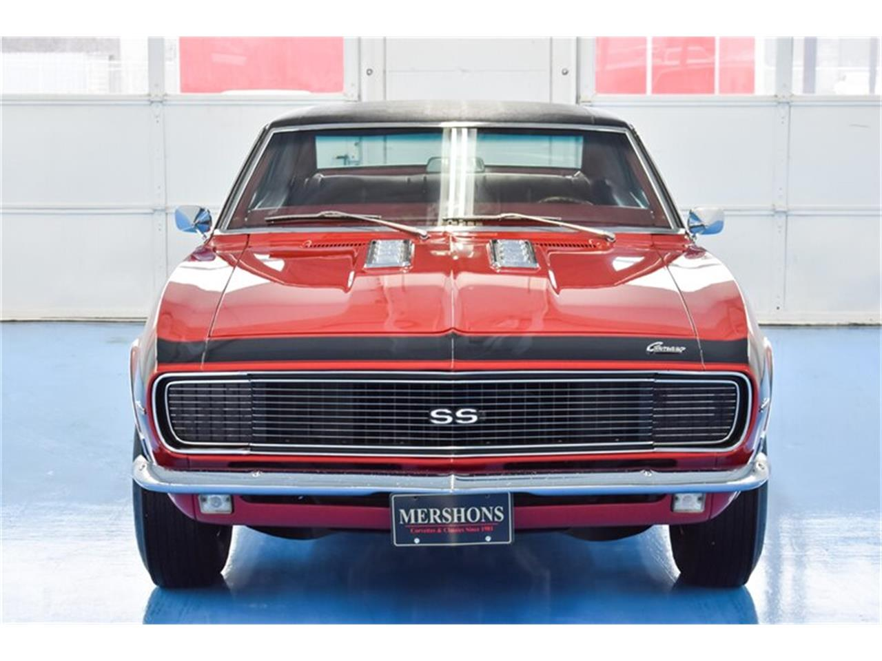 1968 Chevrolet Camaro SS (CC-1322454) for sale in Springfield, Ohio