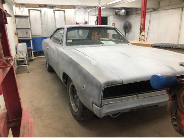 1968 Dodge Charger (CC-1322460) for sale in San Luis Obispo, California