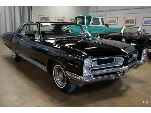 1966 Pontiac Grand Prix (CC-1322465) for sale in Chicago, Illinois