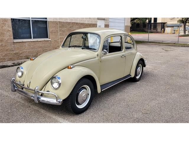 1967 Volkswagen Beetle (CC-1322474) for sale in Austin, Texas