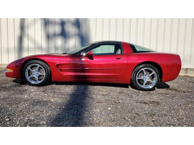 2001 Chevrolet Corvette (CC-1322488) for sale in Linthicum, Maryland