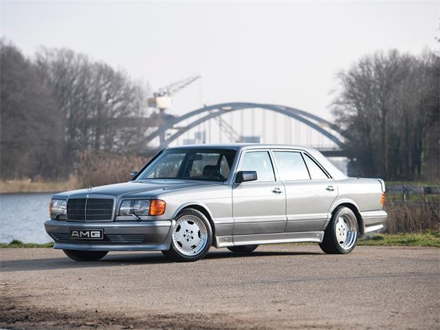 1989 Mercedes-Benz 560SEL (CC-1322489) for sale in Essen, Germany