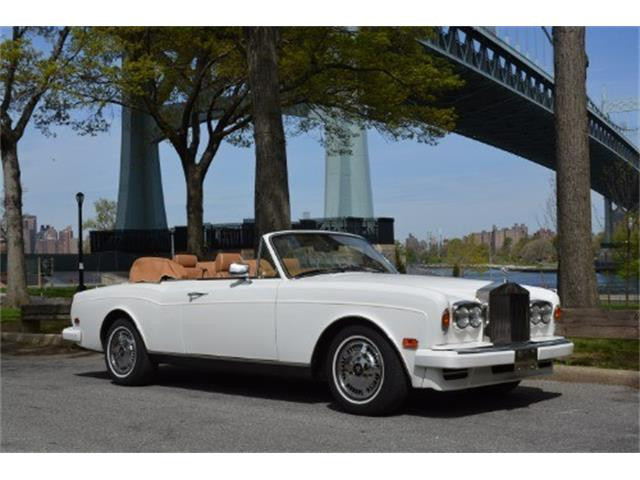 1995 Rolls-Royce Corniche (CC-1320249) for sale in Astoria, New York