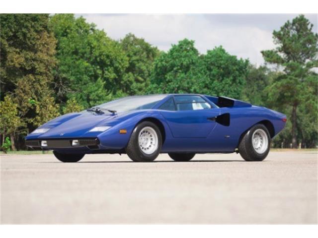 1976 Lamborghini Countach (CC-1320250) for sale in Astoria, New York