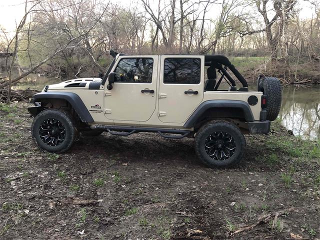 2011 Jeep Wrangler (CC-1322518) for sale in Benton, Kansas