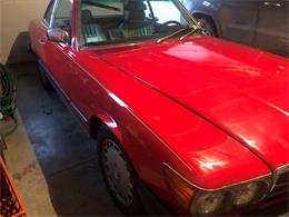 1988 Mercedes-Benz 560SL (CC-1322520) for sale in New York, New York