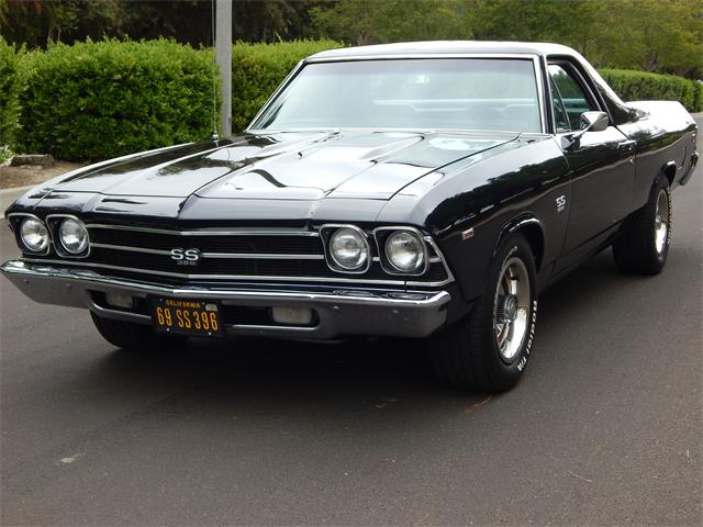 1969 Chevrolet El Camino SS (CC-1322528) for sale in Chino Hills, California