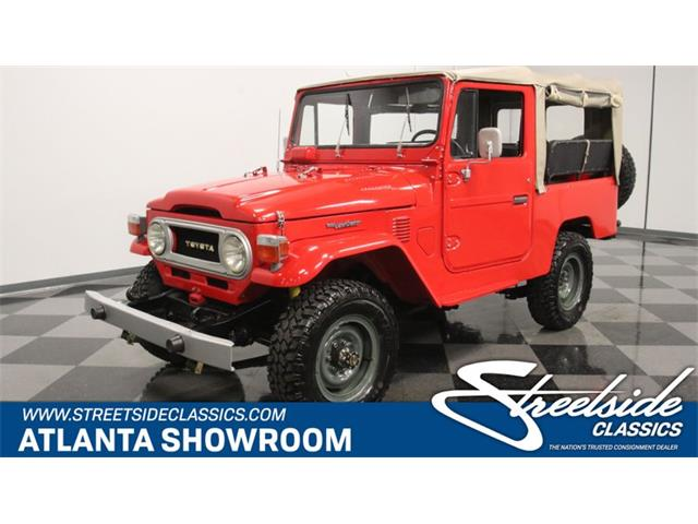 1979 Toyota Land Cruiser FJ (CC-1322532) for sale in Lithia Springs, Georgia