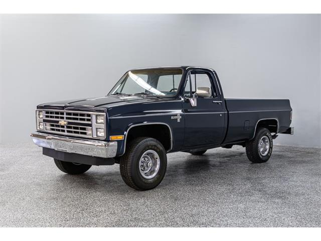 1984 Chevrolet C10 (CC-1322549) for sale in Concord, North Carolina